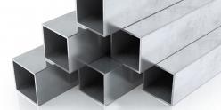 Труба сталь 304 AISI квадратная матовая 100х100 купить по цене от 380 руб/кг.