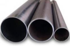 Труба ВГП 25х3,2 (водогазопроводная черная 1 дюйм) купить по цене от 43990 руб/тонна