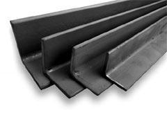 Уголок стальной 50х50 (равнополочный горячекатанный) купить по цене от 42490 руб/тонна
