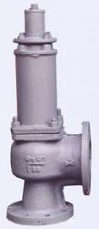 Клапан предохранительный СППК4P 25-160